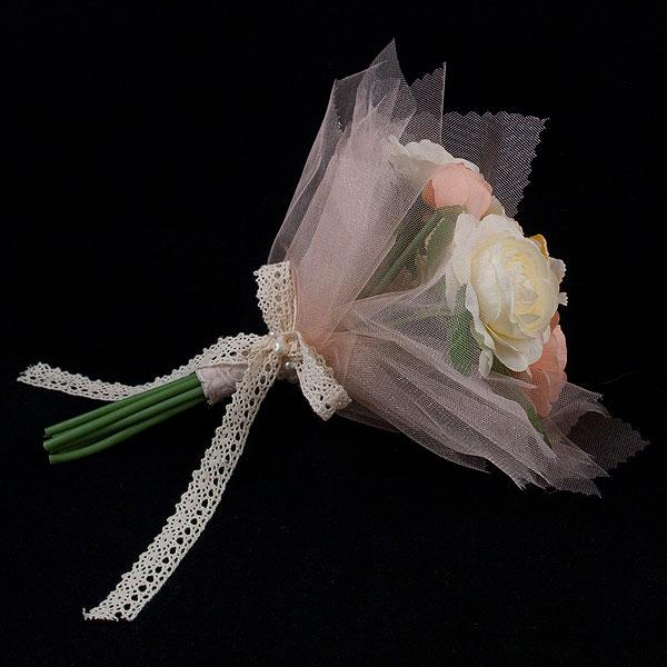 Сватбен букет 04