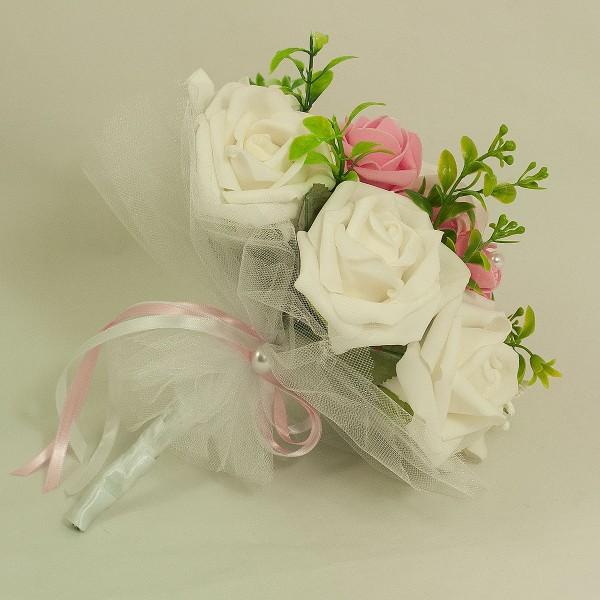 Сватбен букет 07
