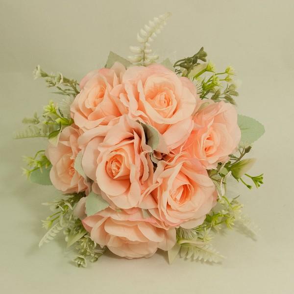 Сватбен букет 08