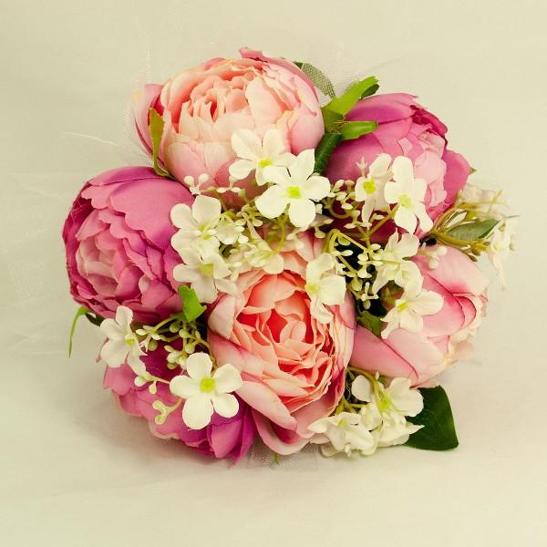 Сватбен букет 09