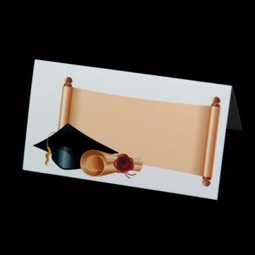 Картичка за маса 10