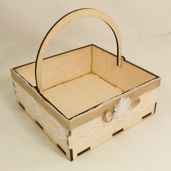 Сватбена кошница за късметчета 02