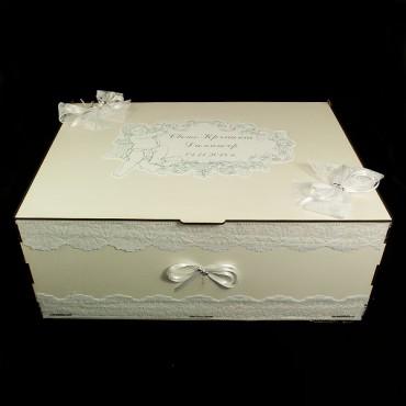 Кутия за кръщене К02