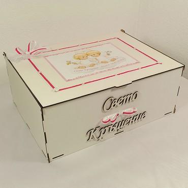 Кутия за кръщене К07