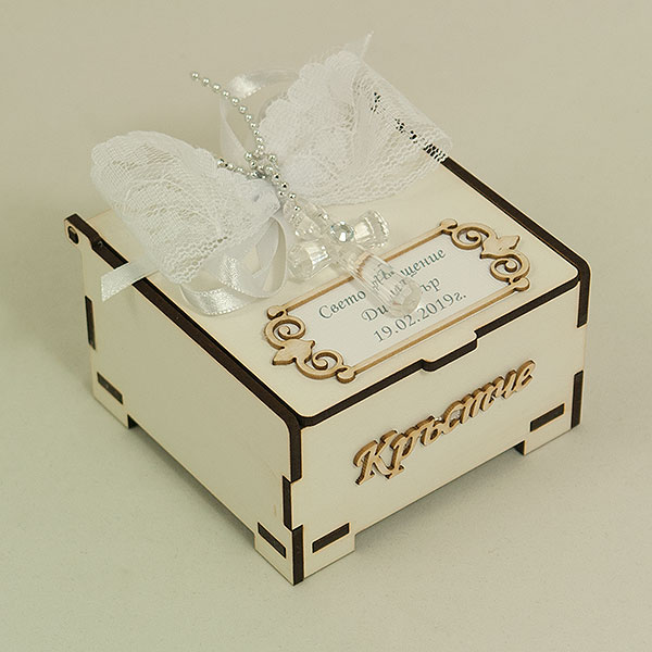 Кутийка за кръстче 02