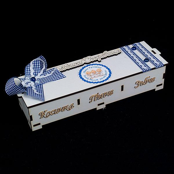 Кутийка за бебешки съкровища К01