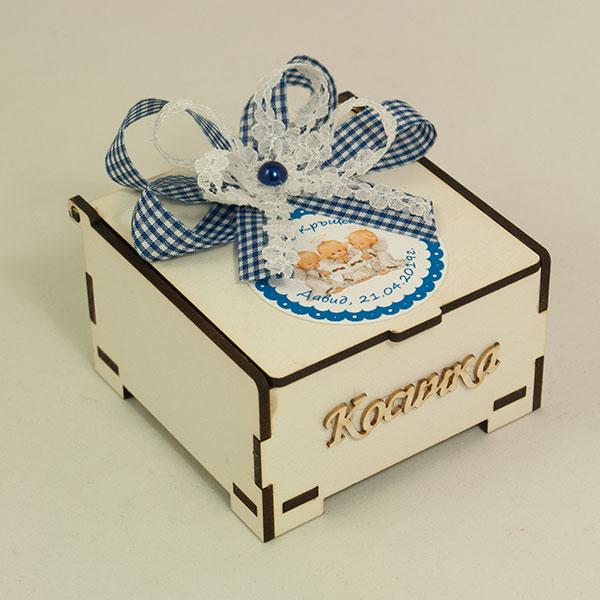 Кутийка за косичка 03