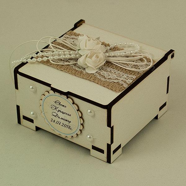 Кутийка за косичка К14