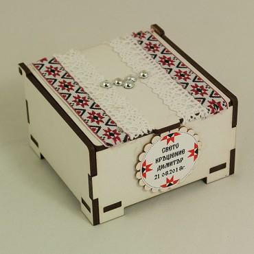 Кутийка за косичка К16