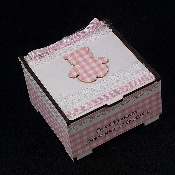 Кутийка за косичка К19