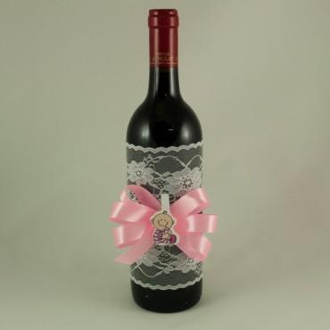 Червено вино за кръщене  01