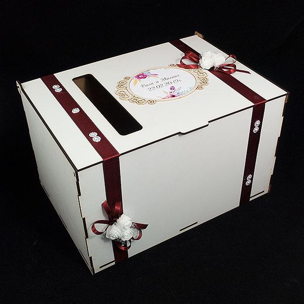 Кутия за пари и пожелания 16