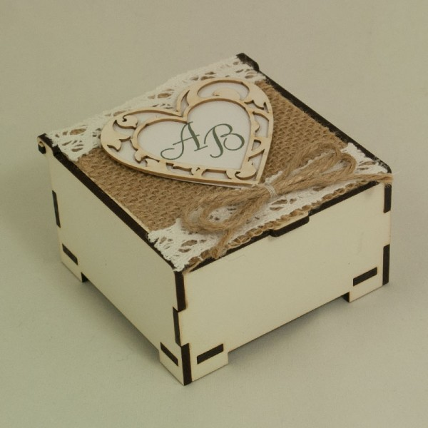 Кутийка за халки 11