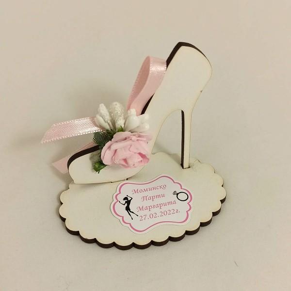 Дамска обувка 04
