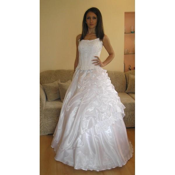 Сватбена рокля 10
