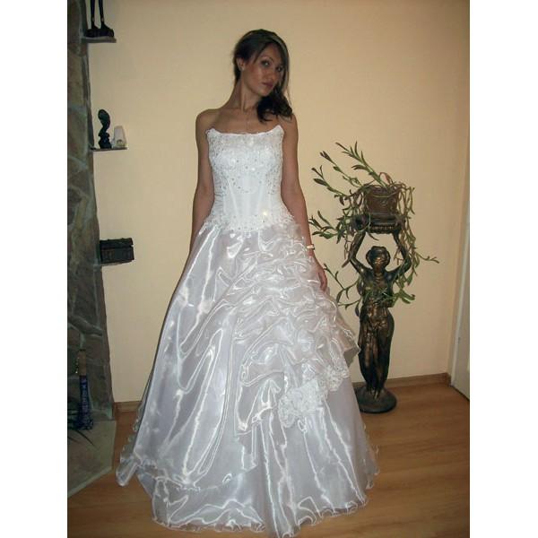 Сватбена рокля 06