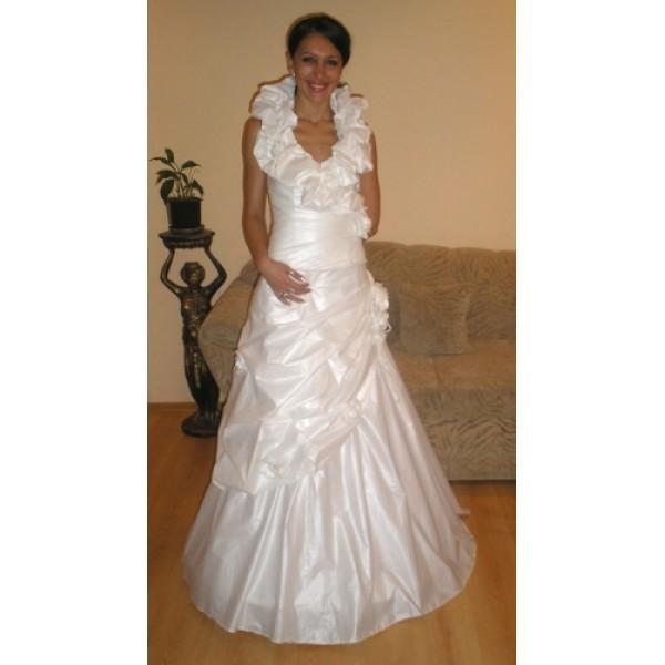 Сватбена рокля 07