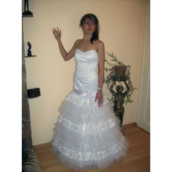 Сватбена рокля 08