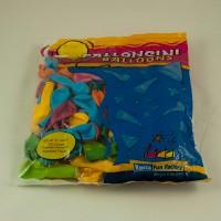 Цветни балони микс /малки/ - 100 бр