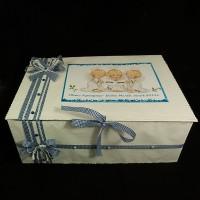 Кутия за кръщене К01